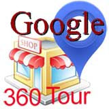 See insite the Szalon with Google 360 View